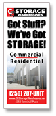 CR Storage Warehouses brochure